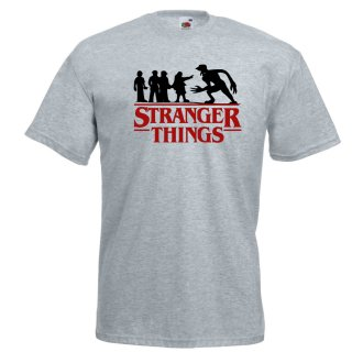 Stranger Things Logo 2 Kids T-shirt