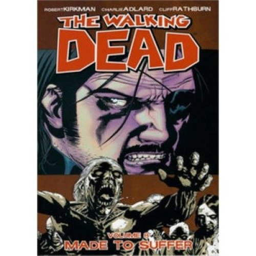 The Walking Dead: Made to Suffer V. 8