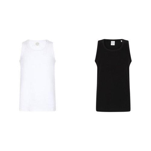 Skinni Fit Chidlrens Girls Feel Good Stretch Vest