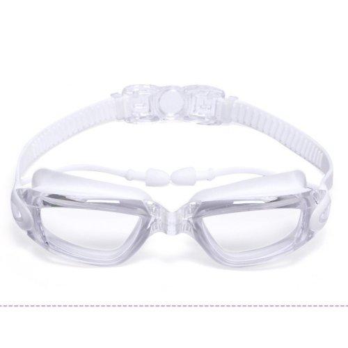Streamlined Design Swimming Goggles No Leaking Anti Fog