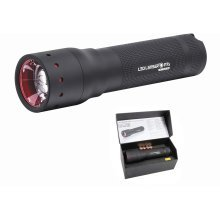 Led Lenser P7.2 - 320 Lumens Pro Torch - Gift Boxed with Holster & Batteries