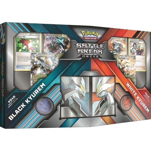 Pokemon TCG Black Kyurem vs. White Kyurem Battle Arena Deck
