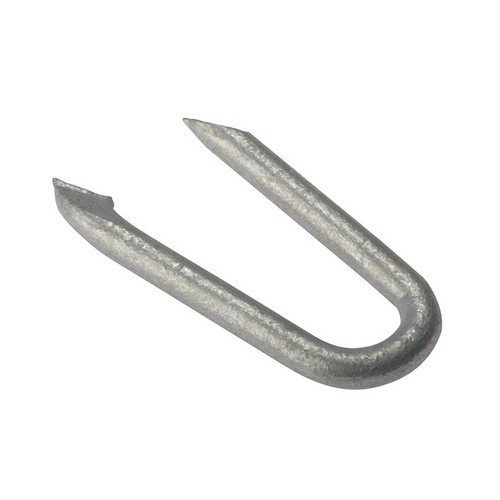 Forge 500NLNS30GB Netting Staple Galvanised 30mm Bag Weight 500g