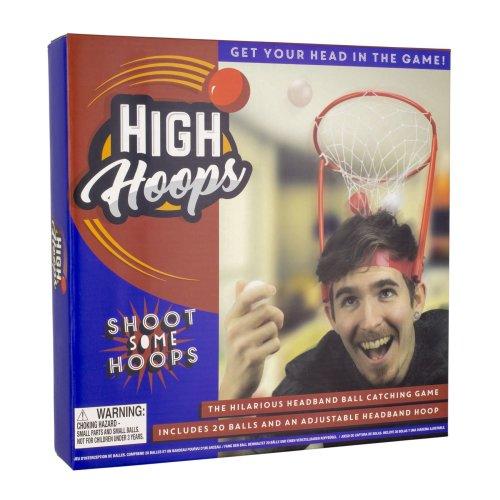 Paladone Micro Gizmos High Hoops Fun Party Game
