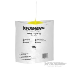 Fixman Wasp Trap Bag 215 x 195mm - Trap Wasp Bag 195mm 215 417498 Catcher -  trap wasp bag fixman 195mm 215 417498 catcher