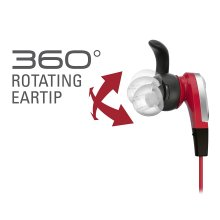Audio-Technica ATH-CKX5iS Blue In Ear Headphones