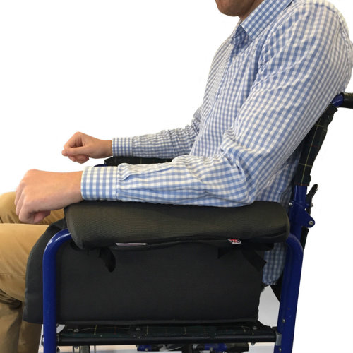 Putnam's Memory Foam Wheelchair Armrest Cushions