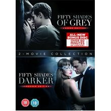 Fifty Shades Darker   Fifty Shades of Grey DVD Double Pack [DVD]