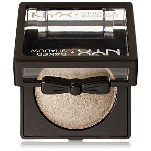 NYX Professional Makeup Baked Eyeshadow, Moonshine, 0.1 Ounce