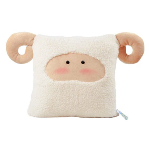 Cute Creative Home Decorative Cushion Throw Pillow Pillows Toy Gift - Aries