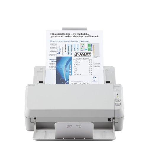 Fujitsu ScanSnap SP-1125 ADF 600 x 600DPI A4 White