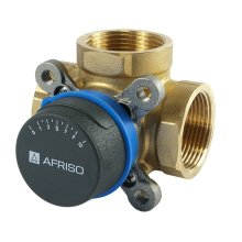 Afriso Quality 3/4-way Mixing Valve Valves For Heating And Cooling Systems ARV