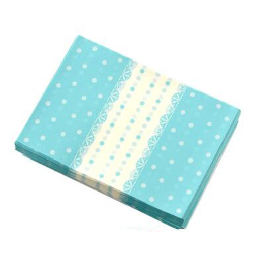 Beautiful Candy Wrappers Candy Greaseproof Paper Twisting Wax Papers, NO.1