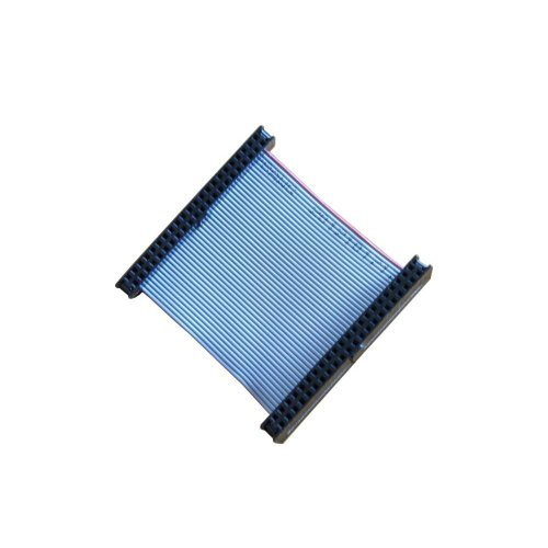 """IDE 44pins Laptop 2.5"""" Female to Female F/f Hard Drive Connector Ribbon Cable"""