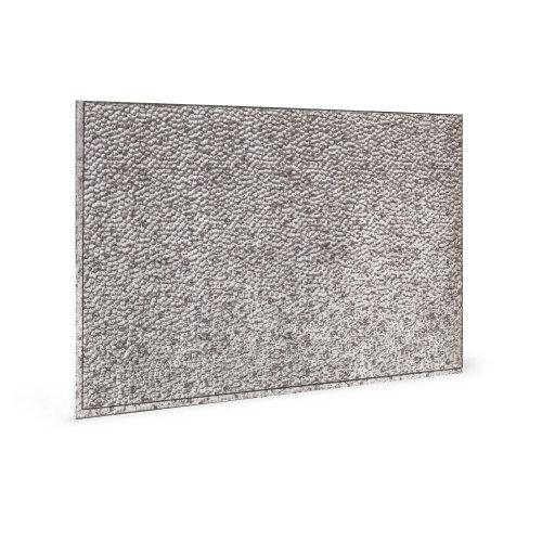 Profhome 3D 705048 Lamina Crosshatch Silver Decor panel 3D shiny silver 1,7 m2