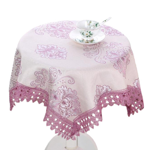55 x 55-Inch Europeanism Slap-up Tablecloths Rural Square & Round Table cloth NO.20