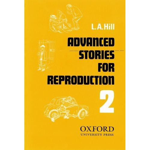 Stories for Reproduction: Advanced: Book (Series 2)