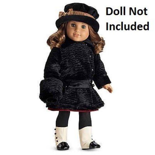 American Girl Rebeccas Winter Coat ~DOLL, HAT, LEGGINGS AND SHOES ARE NOT INCLUDED~ by American Girl