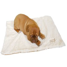 Rosewood Natural Nippers Luxury Soft Puppy Blanket