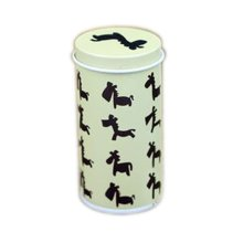 Set of 2 Tin Boxes, Pill Boxes-Lovely Donkey