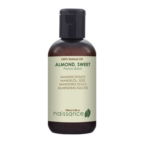 Naissance Sweet Almond Oil 100ml 100% Pure