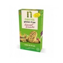 Nairns - G/F Oat & Fruit Biscuit Breaks 12 box