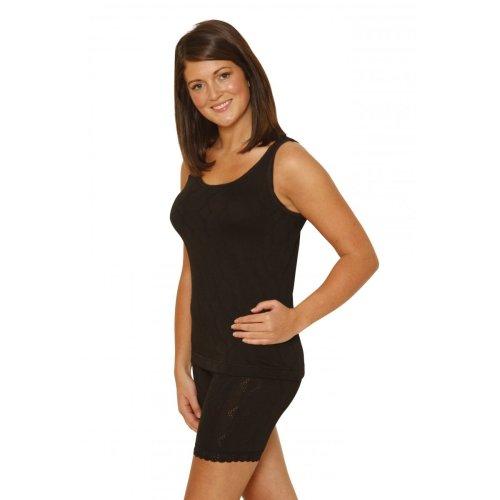 OCTAVE Ladies/Womens Thermal Underwear Sleeveless Vest/T-Shirt/Top