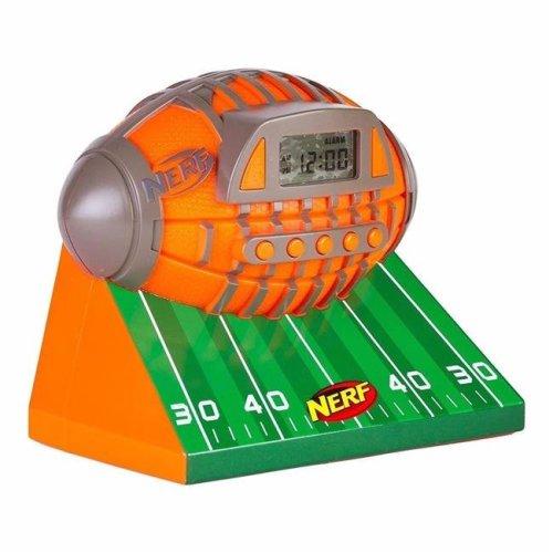 Nerf 52356-TRU N Strike Alarm Clock Radio