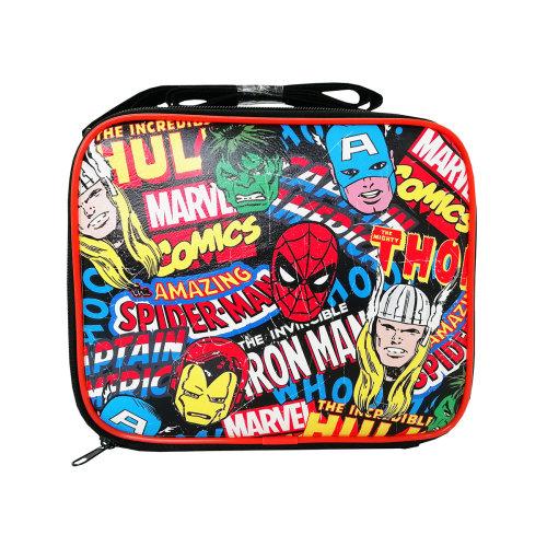 Marvel Avengers Comics Lunch Bag