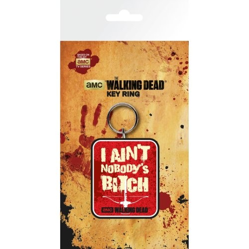 The Walking Dead Crossbow Keyring