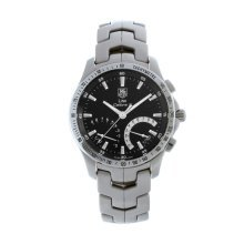 Tag Heuer CJF7110.BA0592 Men's Chronograph Stainless Steel Band Watch