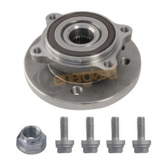 Bmw Mini Cooper S R53 Hatchback 2001-2006 Front Hub Wheel Bearing Kit
