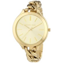 Michael Kors MK3222 Ladies' Gold Tone Watch