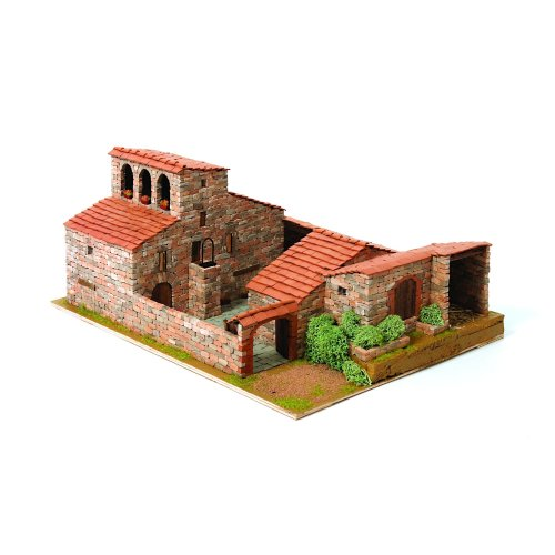 DOMUS-KITS Domus Kits40450 1:60 Scale Rustica 7 House Model (2454-Piece)