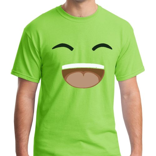 (9-10 Years, Kelly Green) Unofficial YouTube Jelly Kids' T-Shirt | Jelly T-Shirt