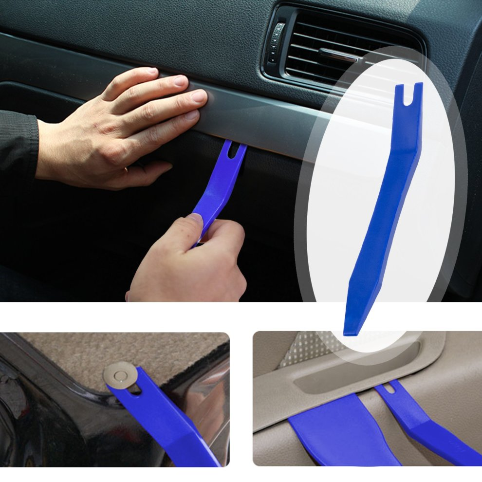 Diealles Car Trim Removal Tools, Auto Door Panel Remove Tool Kit for  Removing Auto Panels Trim - 7PCS