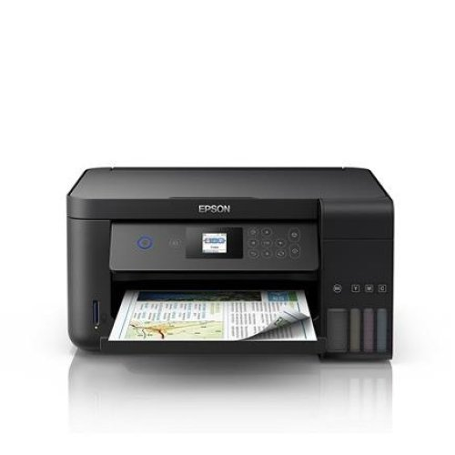 Epson EcoTank ET-2750 Refillable Ink Tank Wi-Fi Printer, Scan and Copier with 3 Years Worth of Ink