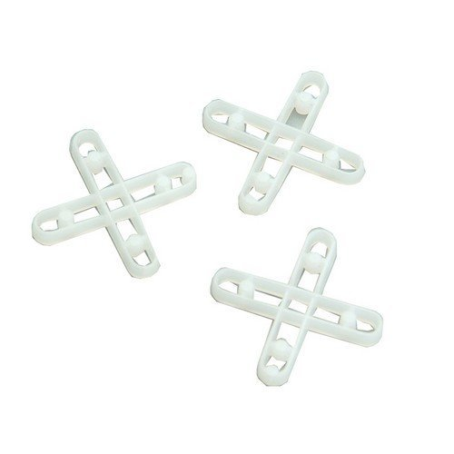 Vitrex 102050 Floor Tile Spacers 5.00mm Pack of 100
