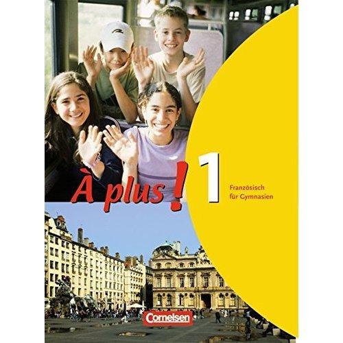 A plus 1. Schülerbuch.