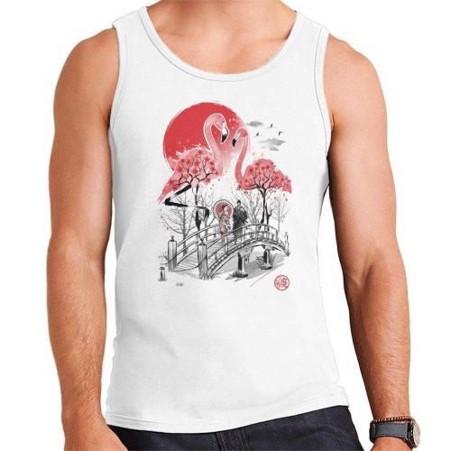 Flamingo Garden Japan Men's Vest
