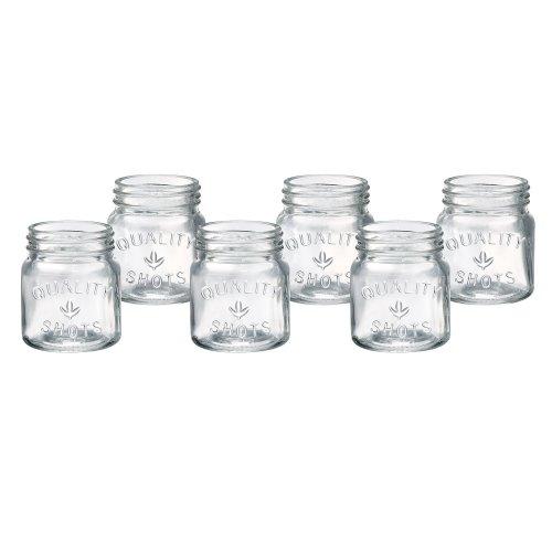Artland Masonware Shot Glasses, Set of 6