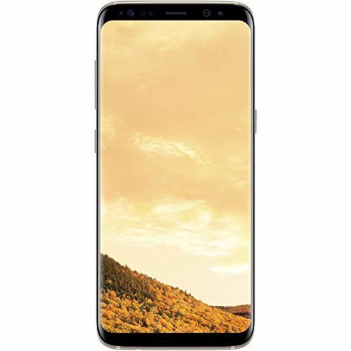 (Unlocked, Gold) Samsung Galaxy S8+ Single Sim | 64GB