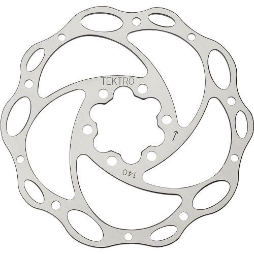 Tektro Lyra 140Mm Lyra Cross Rotor W Bolts