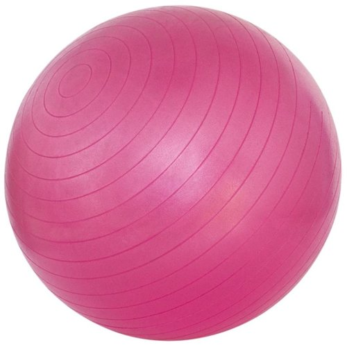 Avento Exercise Ball 55 cm Pink 41VL-ROZ