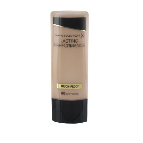 Max Factor Lasting Performance Foundation 35ml - Soft Beige #105