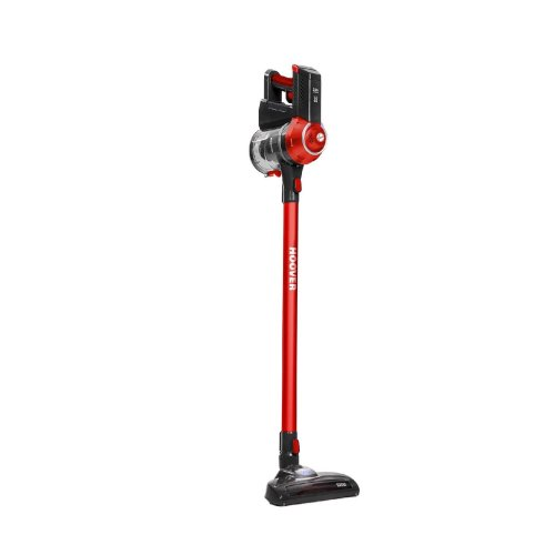 Hoover Freedom 2in1 Cordless Stick Vacuum Cleaner [FD22BR], Powerful, Red