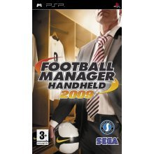 Football Manager 2009 Sony PSP Game