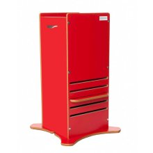 Little Helper FunPod Kitchen Safety Stand, Red