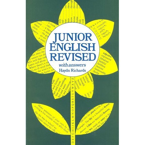 Junior English Revised with Answers: w. ans (HAYDN RICHARDS)