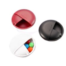 3PCS Creative The Game Of Go Pill Boxes